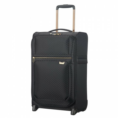 Samsonite UPLITE UPRIGHT 55, 99D-002 in de kleur 19 black-gold 5414847818707