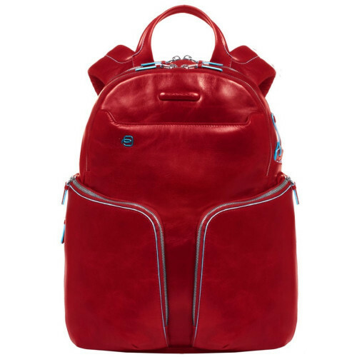 Piquadro BLUE SQUARE EXP COMPUTER BACKPACK, CA3066B2 in de kleur R rosso 8024671342360