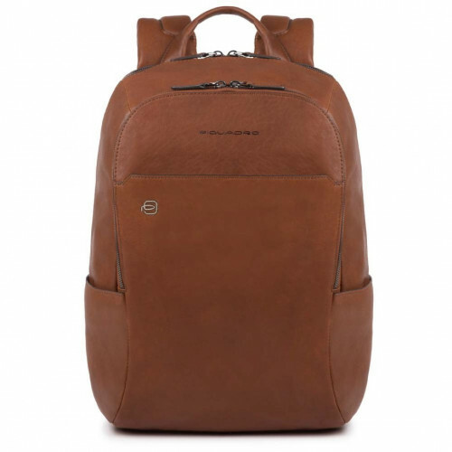 Piquadro BLACK SQUARE COMPUTER BACKPACK, CA3214B3 in de kleur CU cuoio 8024671431040