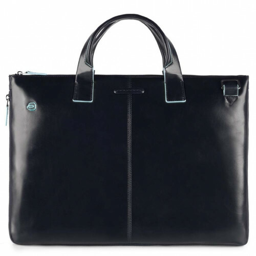 Piquadro, Exp. slim comptuter bag CA4021B2 night blu