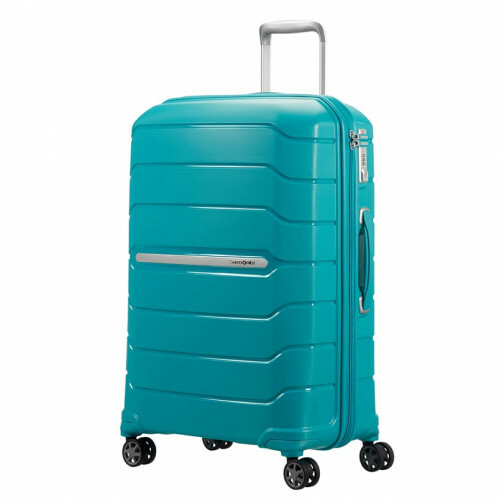 Samsonite Flux spinner 68 ocean blue