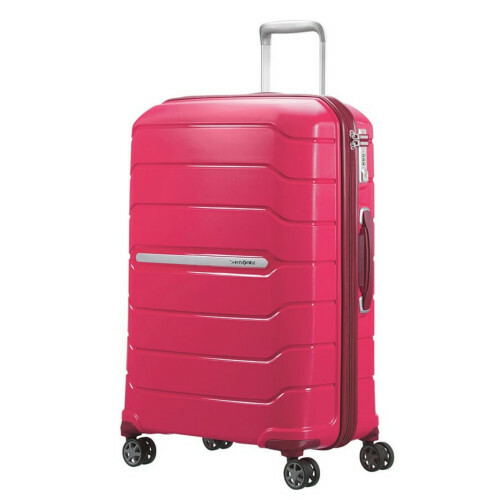 Samsonite FLUX SPINNER 68 EXP, CB0-002 in de kleur 10 granita red 5414847850295