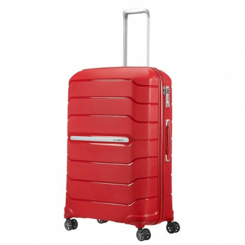 Samsonite FLUX SPINNER 75 EXP, CB0-003 in de kleur 20 red 5414847952661