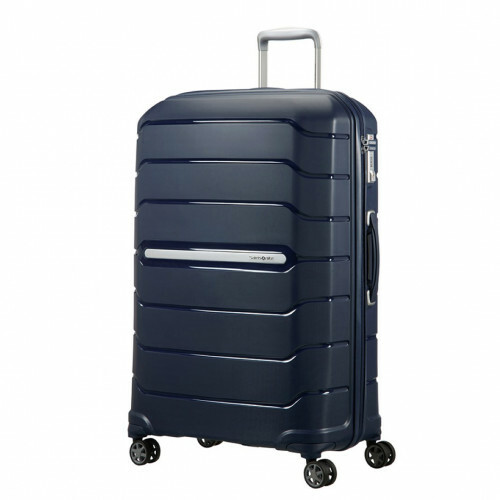Samsonite FLUX SPINNER 75 EXP, CB0-003 in de kleur 41 navy blue 5414847773532