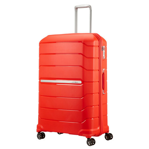 Samsonite FLUX SPINNER 81 EXP, CB0-004 in de kleur 00 tangarine red 5414847773617