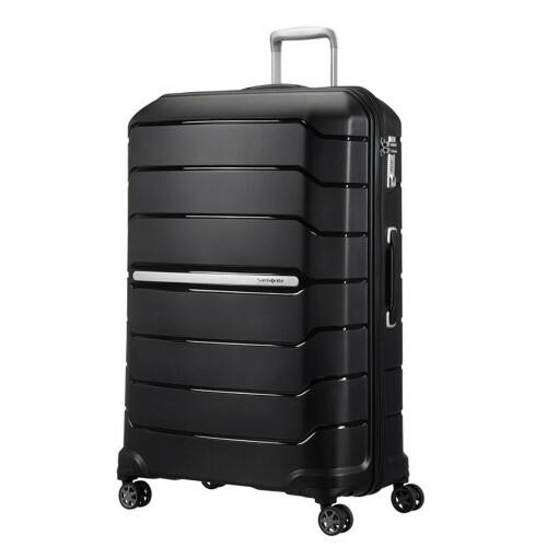 Samsonite FLUX SPINNER 81 EXP, CB0-004 in de kleur 09 black 5414847773570