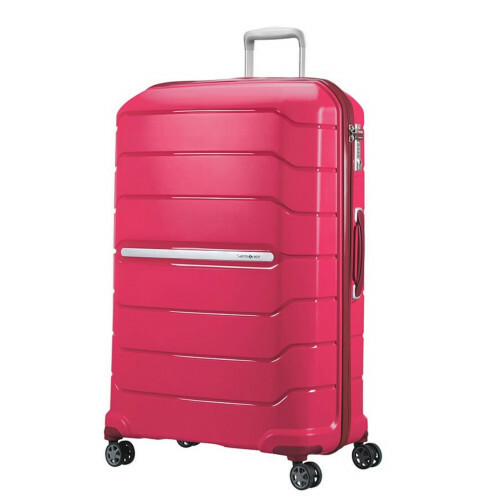 Samsonite FLUX SPINNER 81 EXP, CB0-004 in de kleur 10 granita red 5414847850332