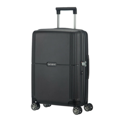 Samsonite Orfeo SPINNER 55, CC4-001 in de kleur 19 ink black 5414847812576
