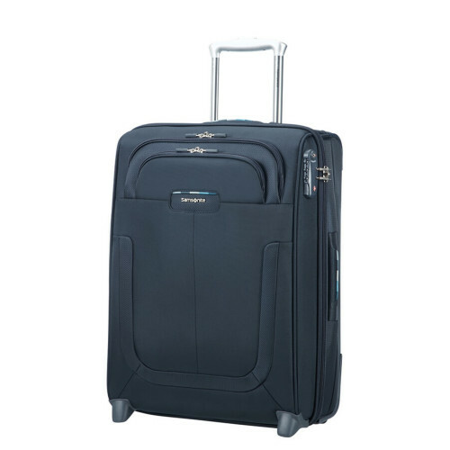 Samsonite Duosphere UPRIGHT 55 EXP. L40, CC6-002 in de kleur 11 dark blue 5414847815485