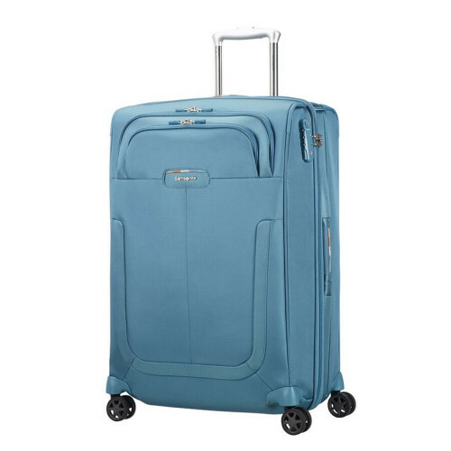 Samsonite Duosphere SPINNER 67 EXP., CC6-004 in de kleur 01 niagara blue 5414847815584