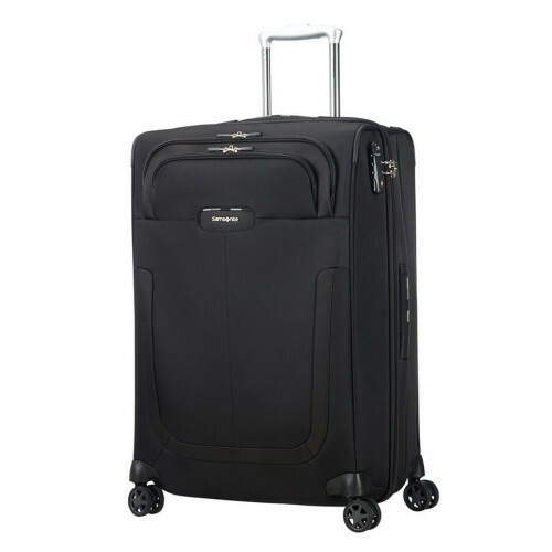 Samsonite Duosphere SPINNER 67 EXP., CC6-004 in de kleur 09 black 5414847815553