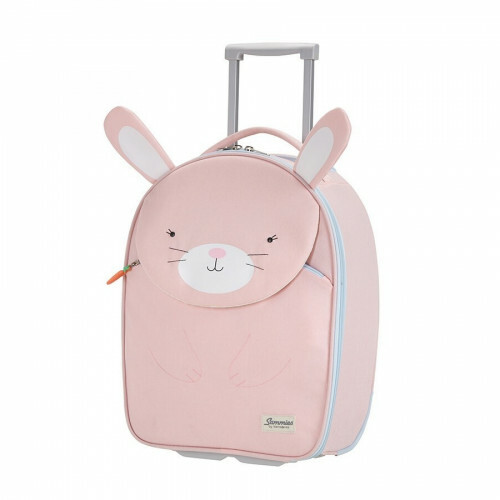 Samsonite HAPPY SAMMIES UPRIGHT 45, CD0-001 in de kleur 90 rabbit rosie 5414847820250