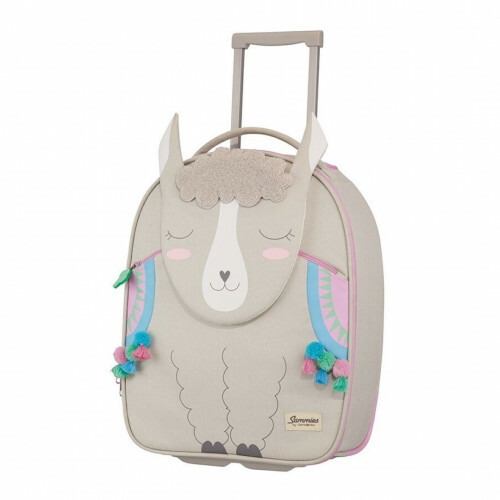 Samsonite HAPPY SAMMIES UPRIGHT 45, CD0-027 in de kleur 18 alpaca aubrie 5414847940309