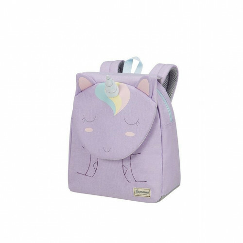 Samsonite HAPPY SAMMIES BACKPACK S, CD0-025 in de kleur 91 unicorn lily 5414847852541