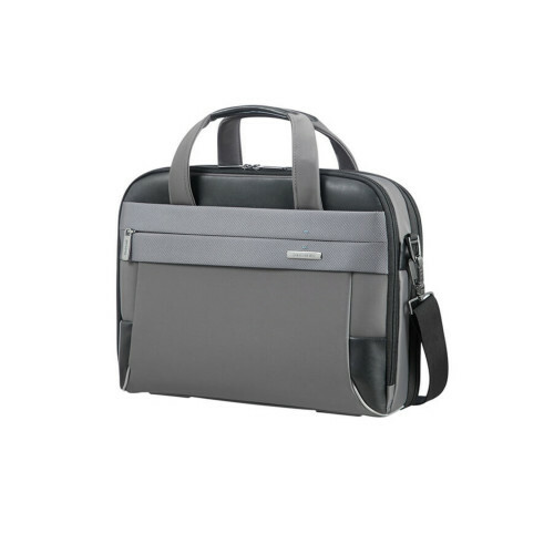 "Samsonite Spectrolite 2.0 BAILHANDLE 14.1"", CE7-003 in de kleur 18 grey-black 5414847825606"