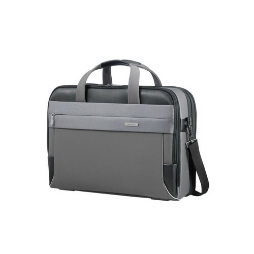 "Samsonite Spectrolite 2.0 BAILHANDLE 17.3"", CE7-005 in de kleur 18 grey-black 5414847825644"