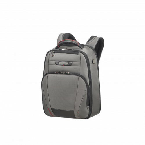 "Samsonite PRO-DLX 5 LAPTOP BACKPACK 14"", CG7-007 in de kleur 08 magnetic grey 5414847851513"