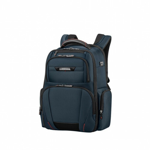 "Samsonite PRO-DLX 5 LAPTOP BACKPACK 3V 15,6"", CG7-009 in de kleur 01 oxford blue 5414847906374"