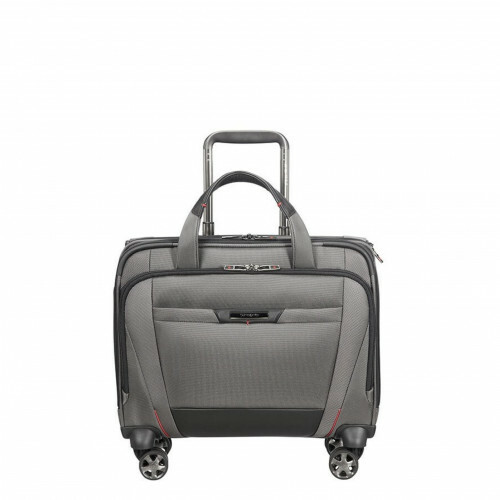 "Samsonite PRO-DLX 5 SPINNER TOTE 15,6"", CG7-015 in de kleur 08 magnetic grey 5414847851650"