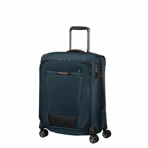 Samsonite PRO-DLX 5 SPINNER 55 EXP, CG7-020 in de kleur 01 oxford blue 5414847906398