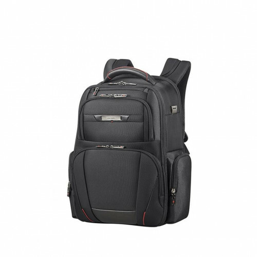 "Samsonite PRO-DLX 5 LAPTOP BACKPACK 3V 15,6"", CG7-009 in de kleur 09 black 5414847851568"