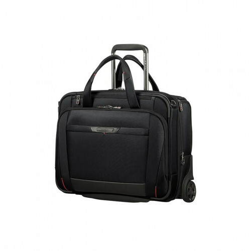 "Samsonite PRO-DLX 5 BUSINESSCASE-WH.15,6""EXP, CG7-012 in de kleur 09 black 5414847851605"