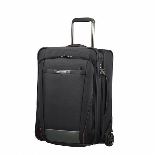 "Samsonite PRO-DLX 5 UPRIGHT 55 STRICT 15,6"", CG7-017 in de kleur 09 black 5414847851698"
