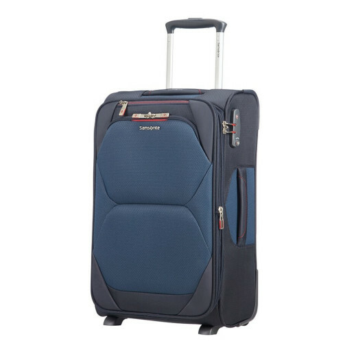 Samsonite DYNAMORE UPRIGHT 55 EXP.L35, CH4-001 in de kleur 01 blue 5414847854408