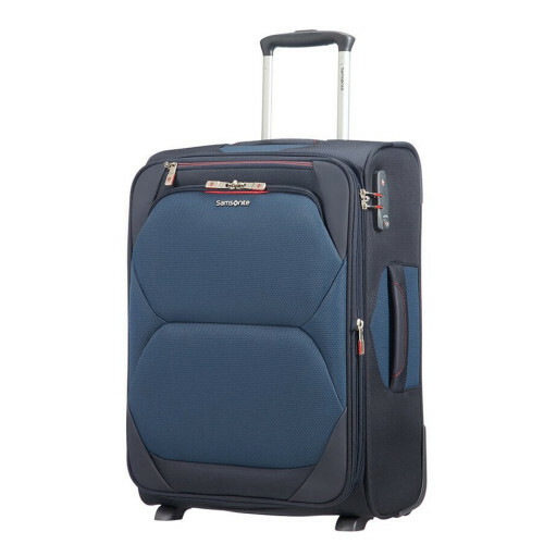 Samsonite DYNAMORE UPRIGHT 55 EXP.L40, CH4-002 in de kleur 01 blue 5414847854446