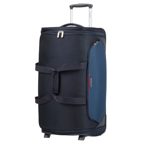Samsonite DYNAMORE DUFFLE WHEELS 67, CH4-008 in de kleur 01 blue 5414847854705