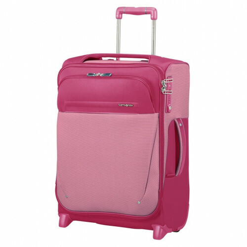 Samsonite B-LITE ICON UPRIGHT 55, CH5-001 in de kleur 20 ruby red 5414847855344