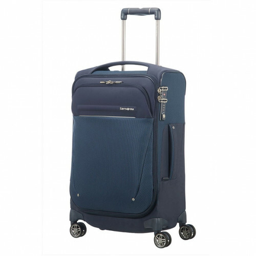 Samsonite B-LITE ICON SPINNER 55 L35, CH5-002 in de kleur 01 dark blue 5414847855382