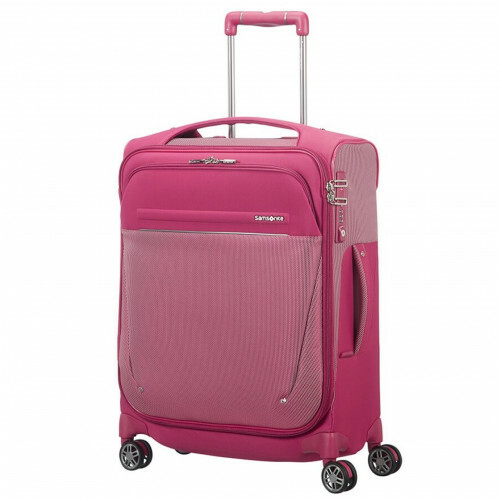 Samsonite B-LITE ICON SPINNER 55 L40, CH5-003 in de kleur 20 ruby red 5414847855443
