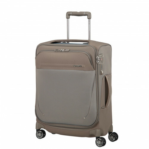 Samsonite B-LITE ICON SPINNER 55 L40, CH5-003 in de kleur 05 dark sand 5414847855467