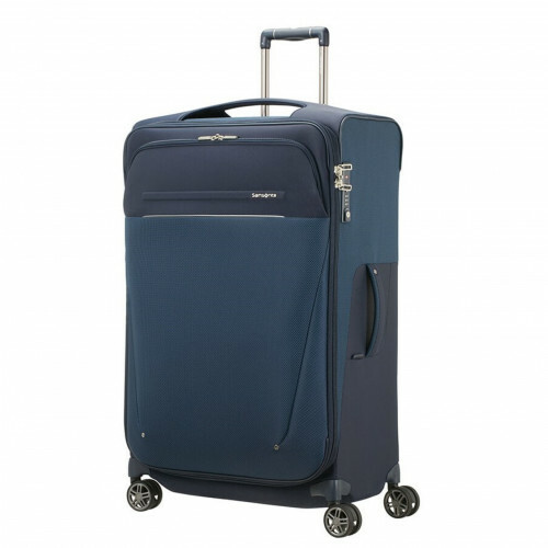 Samsonite B-LITE ICON SPINNER 78 EXP, CH5-007 in de kleur 01 dark blue 5414847855542