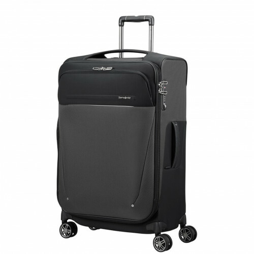 Samsonite B-LITE ICON SPINNER 71 EXP, CH5-006 in de kleur 09 black 5414847855535