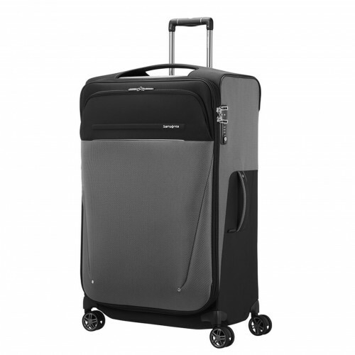 Samsonite B-LITE ICON SPINNER 78 EXP, CH5-007 in de kleur 09 black 5414847855580