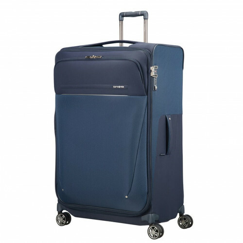 Samsonite B-LITE ICON SPINNER 83 EXP, CH5-008 in de kleur 01 dark blue 5414847855641