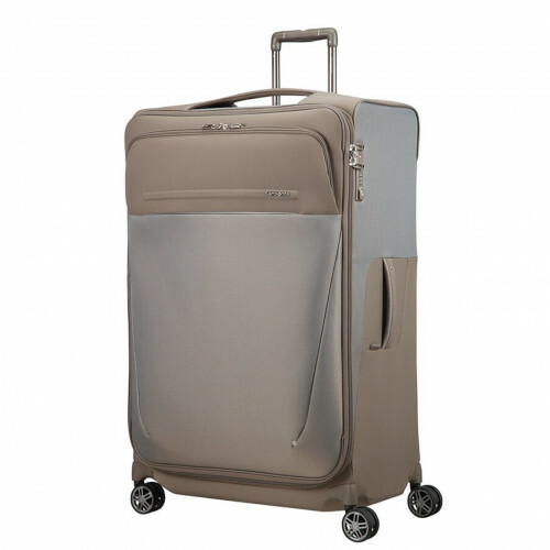 Samsonite B-LITE ICON SPINNER 83 EXP, CH5-008 in de kleur 05 dark sand 5414847855672