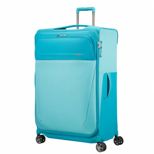 Samsonite B-LITE ICON SPINNER 83 EXP, CH5-008 in de kleur 31 capri blue 5414847855665
