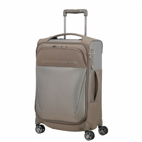 Samsonite B-LITE ICON SPINNER 55 L35, CH5-002 in de kleur 05 dark sand 5414847855412