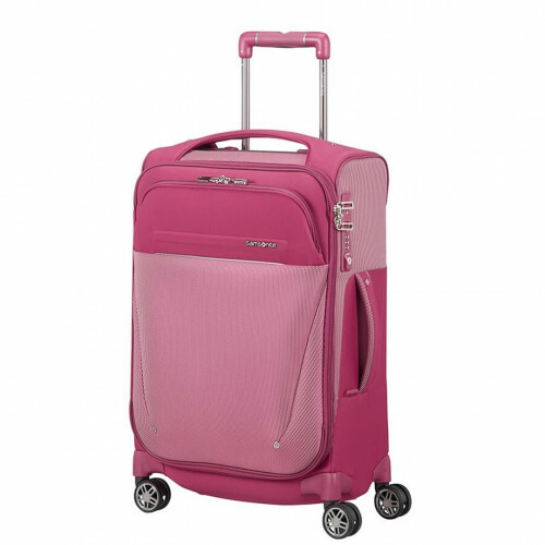 Samsonite B-LITE ICON SPINNER 55 L35, CH5-002 in de kleur 20 ruby red 5414847855399