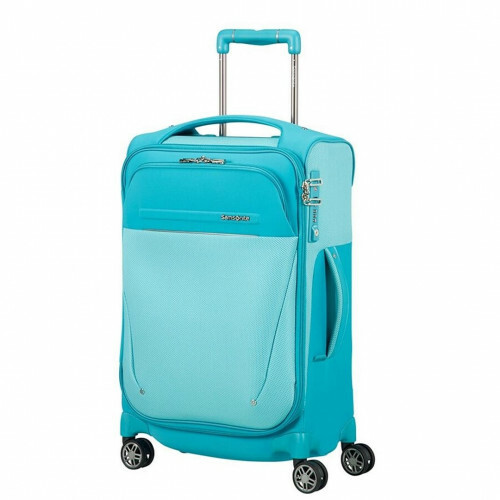 Samsonite B-LITE ICON SPINNER 55 L35, CH5-002 in de kleur 31 capri blue 5414847855405