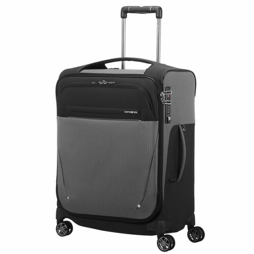 Samsonite B-LITE ICON SPINNER 55 L40, CH5-003 in de kleur 09 black 5414847855429