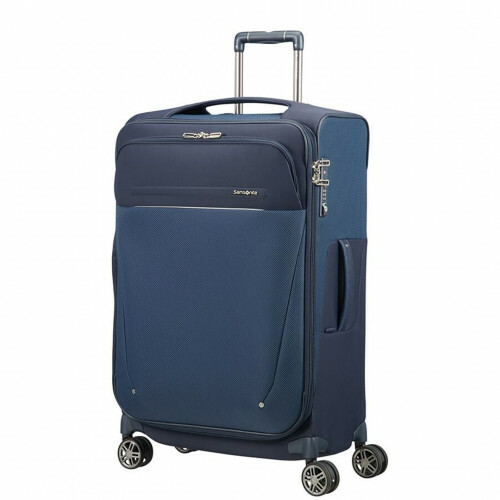 Samsonite B-LITE ICON SPINNER 71 EXP, CH5-006 in de kleur 01 dark blue 5414847855542