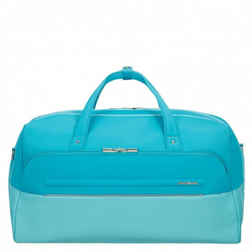 Samsonite B-LITE ICON DUFFLE 55, CH5-010 in de kleur 31 capri blue 5414847855764