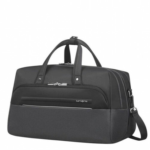 Samsonite B-LITE ICON DUFFLE 45, CH5-011 in de kleur 09 black 5414847855788