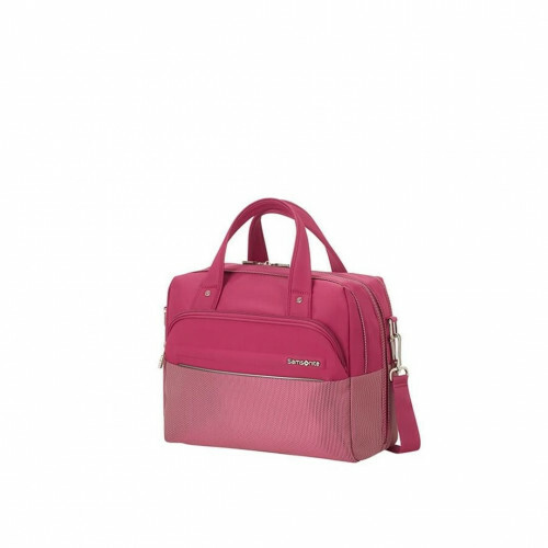 Samsonite B-LITE ICON BEAUTY CASE, CH5-013 in de kleur 20 ruby red 5414847855863