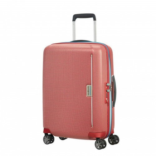 Samsonite MIXMESH SPINNER 55, CH6-001 in de kleur 00 red-pacific blue 5414847856235