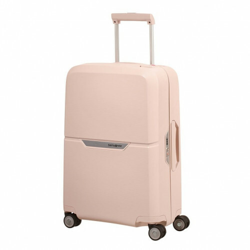 Samsonite MAGNUM Spinner 55, CK6-001 in de kleur 40 soft rose 5414847884597